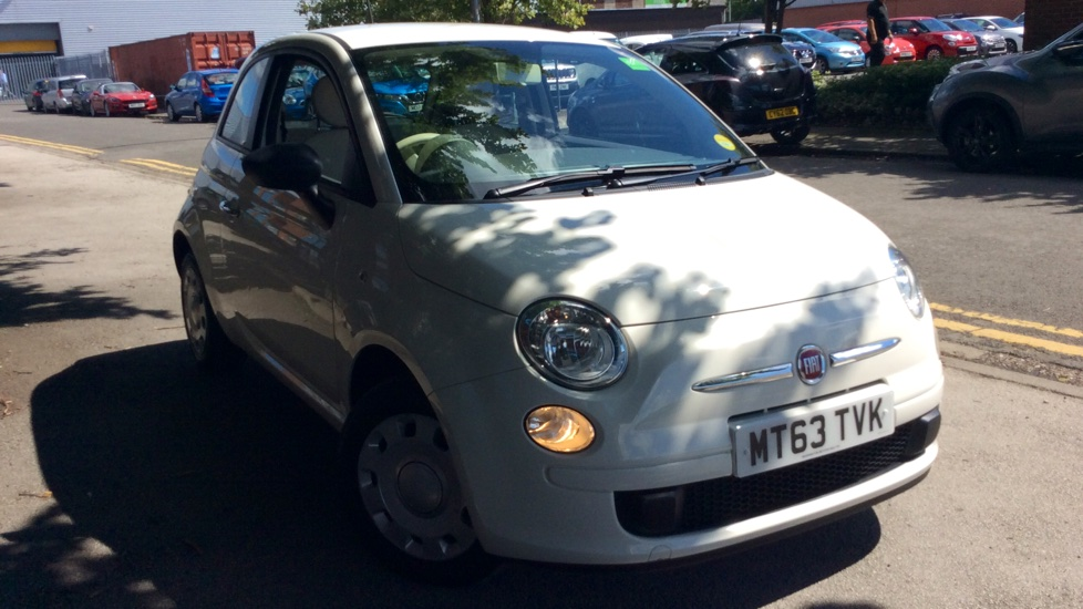 Fiat 500 1.2 Pop [Start Stop] 3 door Hatchback (2013) image