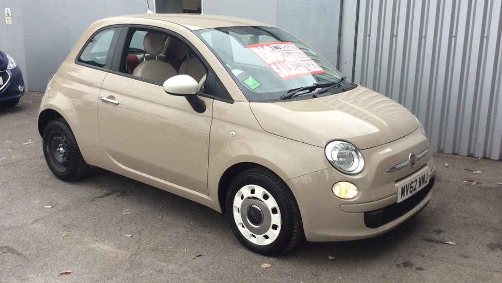 Fiat 500 1.2 Colour Therapy 3dr Hatchback (2012) image