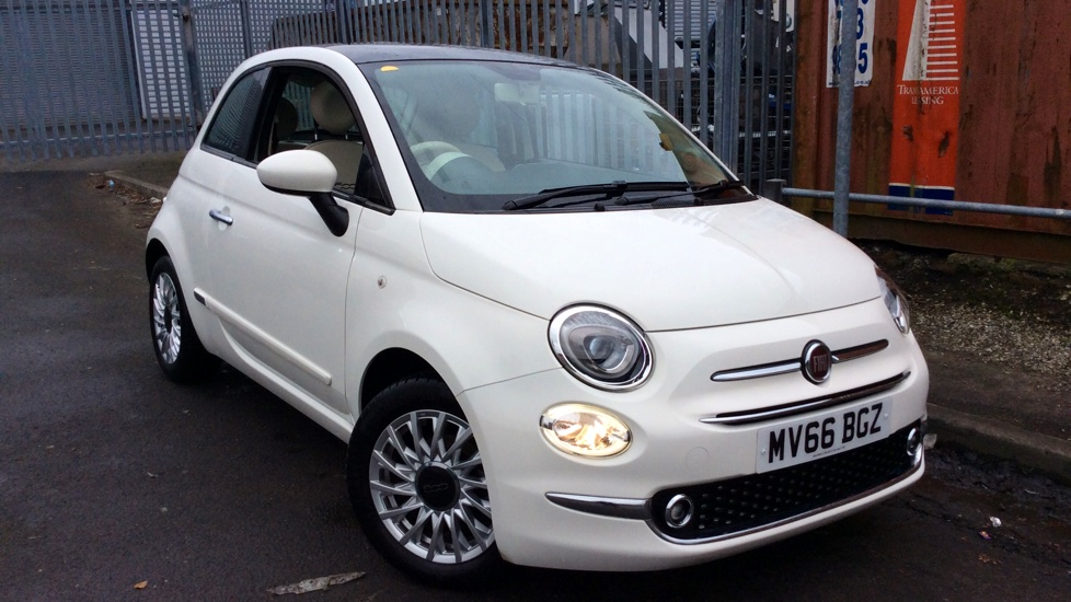 used 2016 fiat 500 for sale white 2016 fiat 500 model 1 2 lounge eco 3dr car for sale in. Black Bedroom Furniture Sets. Home Design Ideas
