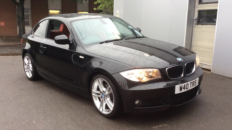 BMW 1 Series 125i M Sport 2dr Step Auto 3.0 Automatic Coupe (2010) image
