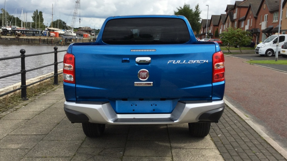 Fiat Fullback Double Cab LX 180 Fully Loaded with Delivery Miles and a MASSIVE saving on List Price image 5