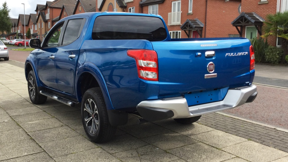 Fiat Fullback Double Cab LX 180 Fully Loaded with Delivery Miles and a MASSIVE saving on List Price image 6