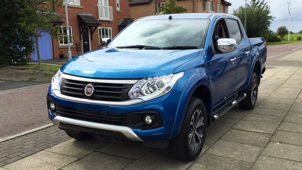 Fiat Fullback Double Cab LX 180 Fully Loaded with Delivery Miles and a MASSIVE saving on List Price image 9