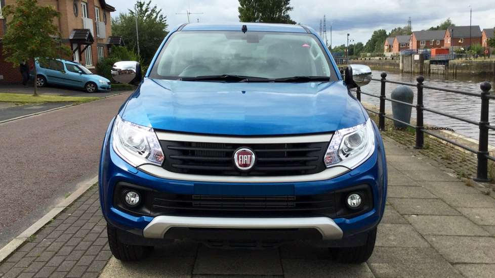 Fiat Fullback Double Cab LX 180 Fully Loaded with Delivery Miles and a MASSIVE saving on List Price image 10