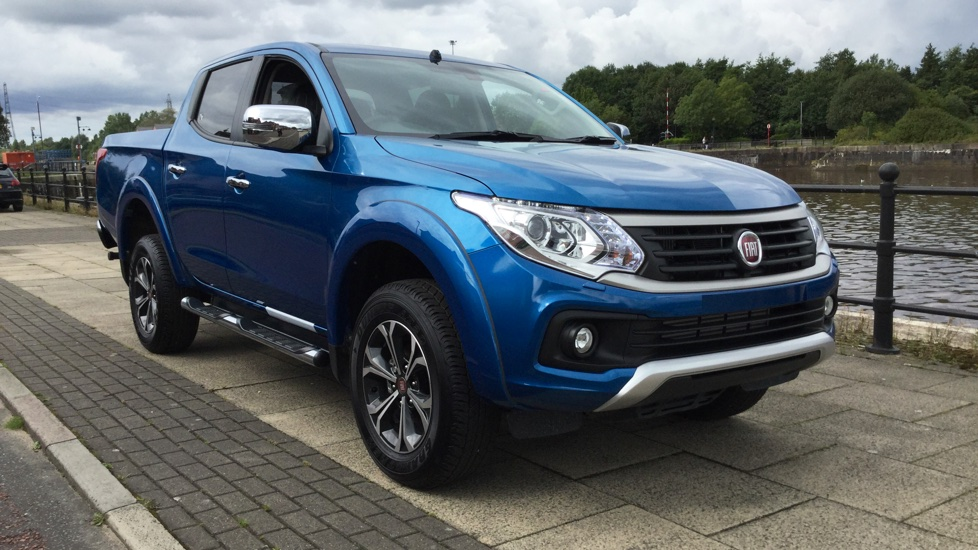 Fiat Fullback Double Cab LX 180 Fully Loaded with Delivery Miles and a MASSIVE saving on List Price image 11