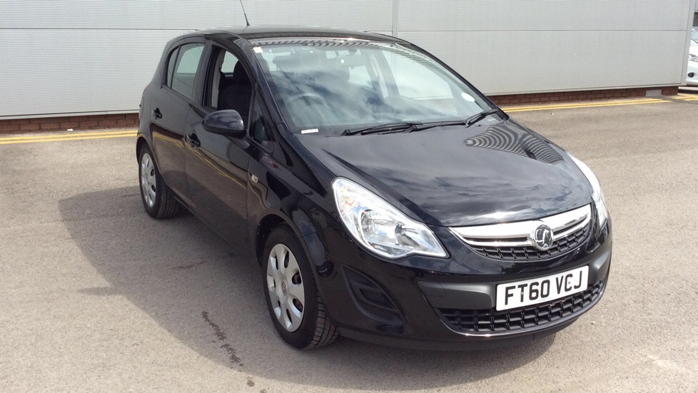 Vauxhall Corsa 1.2i 16V [85] Exclusiv 5dr [AC] from Just £97 p/m! Hatchback (2011) image