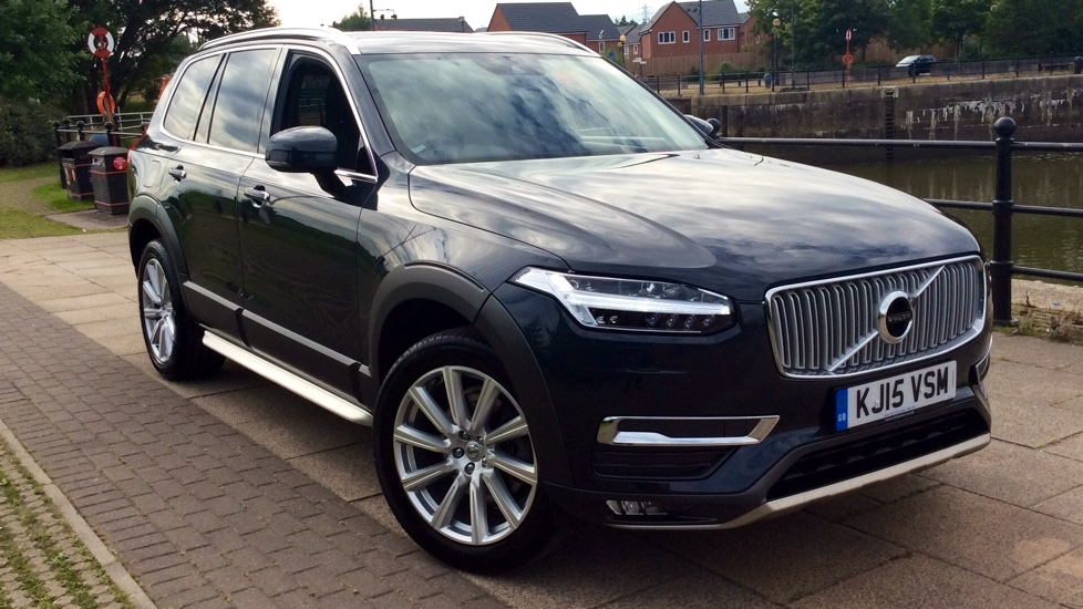 Volvo XC90 2.0 D5 Inscription 5dr AWD Geartronic Diesel Automatic 4x4 (2015) image