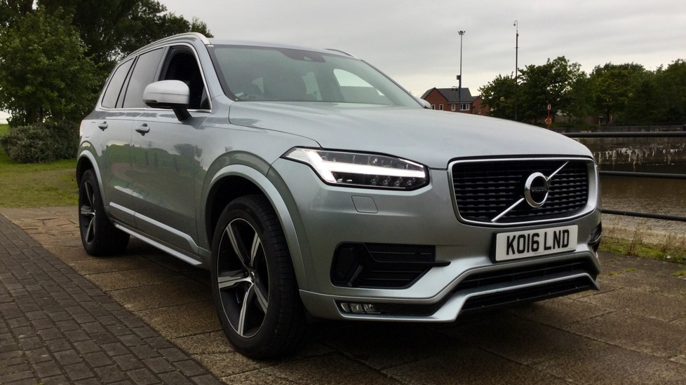 Volvo XC90 D5 PowerPulse R DESIGN AWD G/Tronic with Sensus Nav/Connect and Rear Park Assist 2.0 Diesel Automatic 5 door 4x4 (2016) image