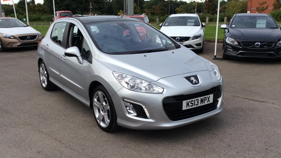 Peugeot 308 1.6 e-HDi 115 ALLURE Qualifies for Warrnty 4 Life Diesel 5 door Hatchback (2013) image
