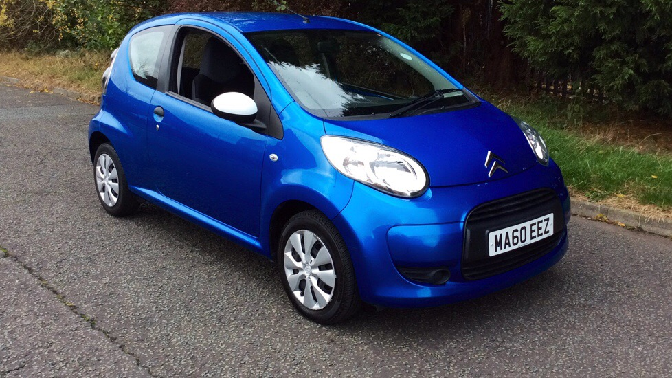 Citroen C1 1.0i Splash 3dr Hatchback (2010) image