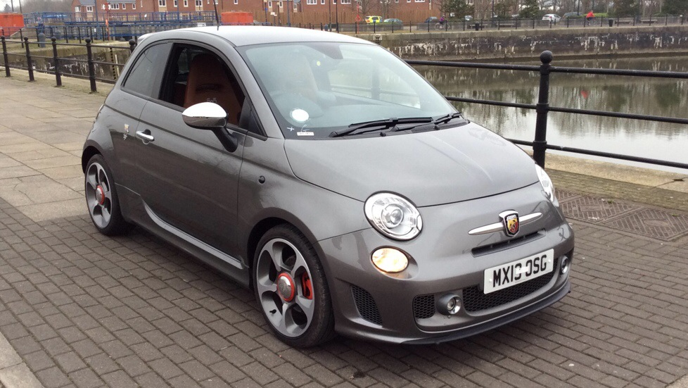 Abarth 595 1.4 T-Jet Competizione 3dr Hatchback (2013) image