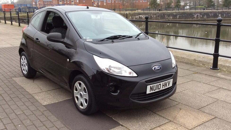 Ford Ka 1.2 Studio 3 door Hatchback (2010) image