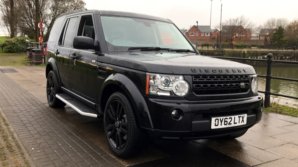 Land Rover Discovery 3.0 SDV6 255 HSE 5dr Diesel Automatic Estate (2012) image