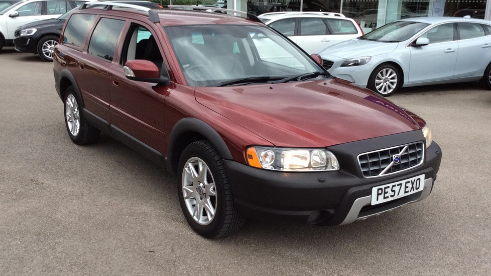 Volvo XC70 2.4 D5 SE Sport 5dr Geartronic [185] Diesel Automatic Estate (2007) image