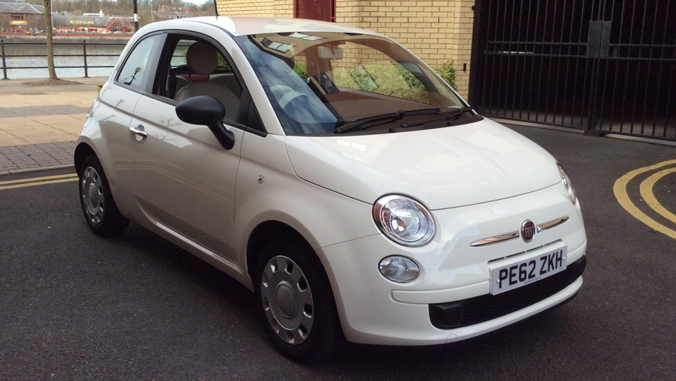 Fiat 500 1.2 Pop [Start Stop]  3 door Hatchback (2012) image