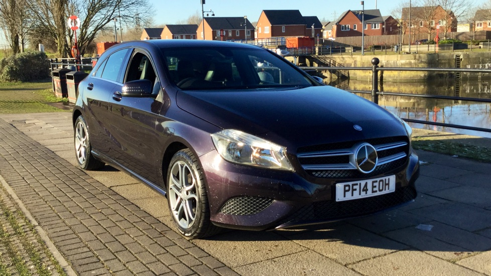 Mercedes-Benz A-Class A180 CDI BlueEFFICIENCY Sport 5dr 1.5 Diesel Hatchback (2014)