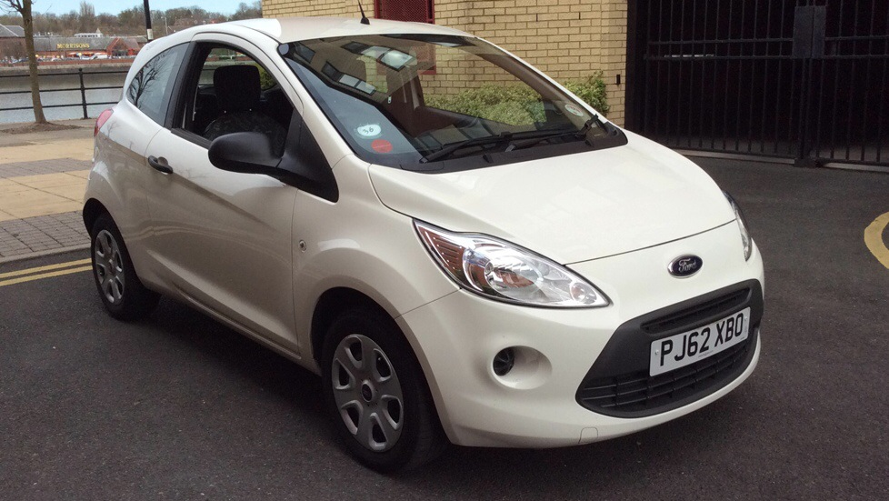 Ford Ka 1.2 Studio 3dr [Start Stop] Hatchback (2013) image