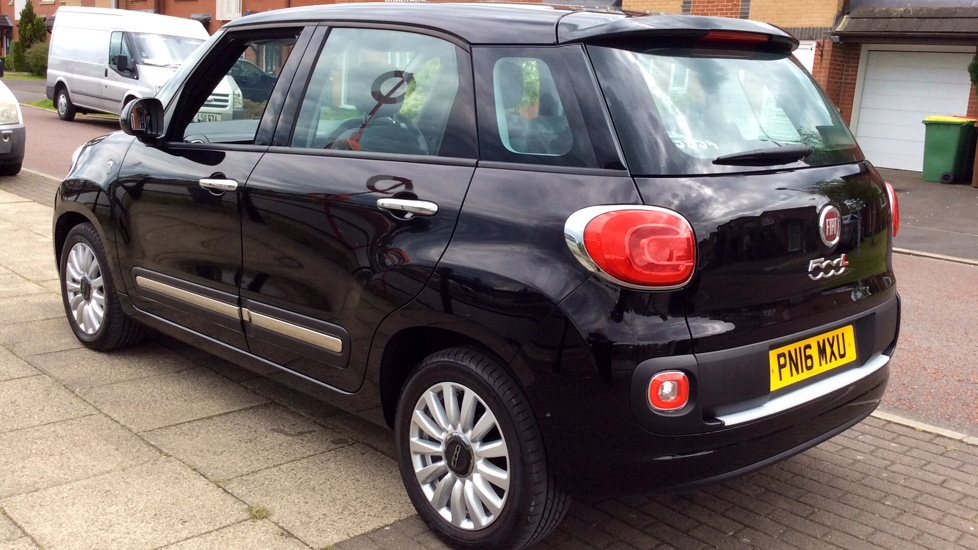 fiat 500l 1 3 multijet 85 pop star 5dr dualogic diesel automatic mpv 2016 pn16mxu in stock. Black Bedroom Furniture Sets. Home Design Ideas