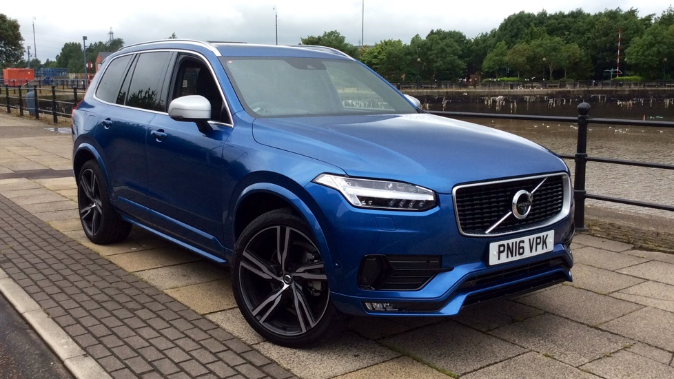 Volvo XC90 T6 R DESIGN AWD Geartronic 2.0 Diesel Automatic 5 door 4x4 (2016) image
