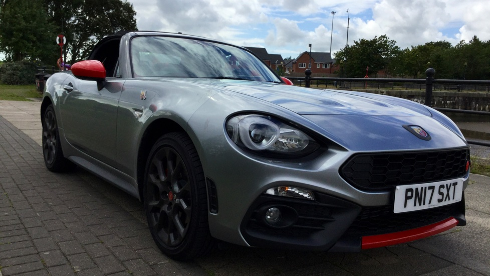 Abarth 124 Spider 1.4 T Multiair with Heated Front Seats and Climate Control 2 door Convertible (2017) image