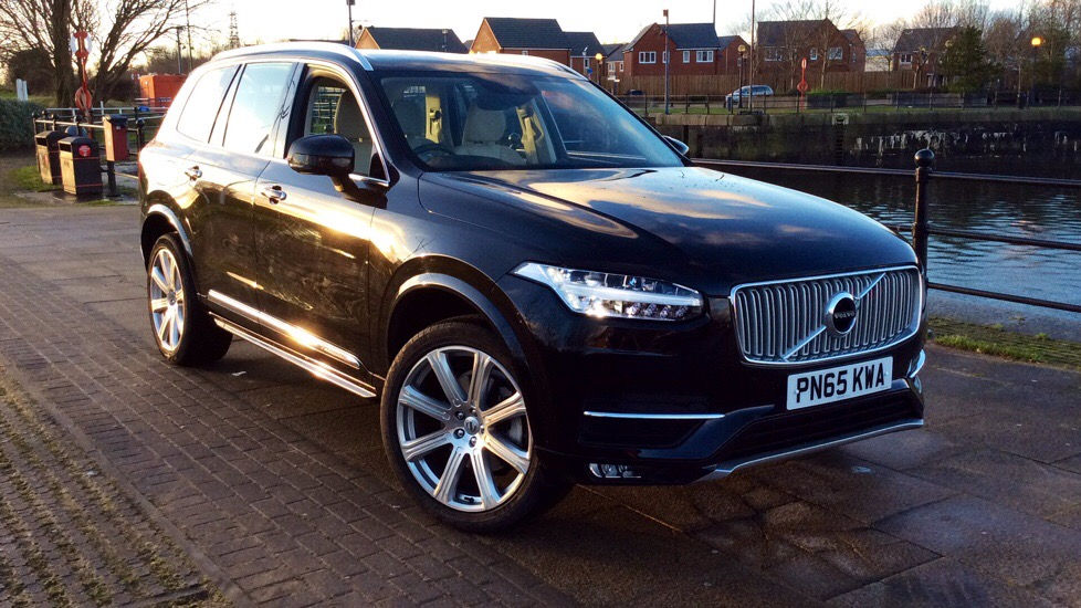 Volvo XC90 2.0 D5 Inscription 5dr AWD Geartronic Diesel Automatic Estate (2015) image