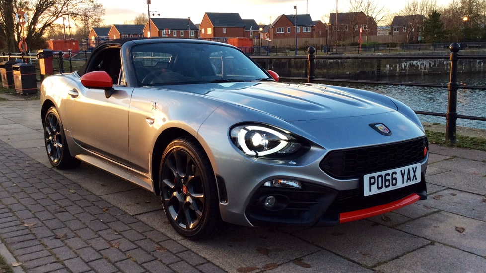 Abarth 124 Spider 1.4 T Multiair 2dr Roadster (2016) image