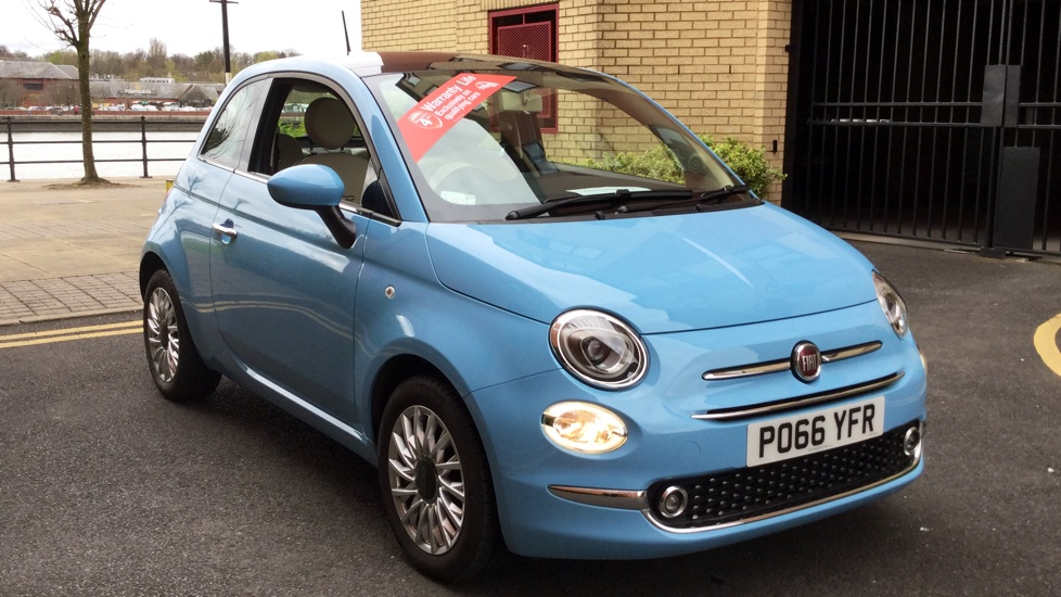 used fiat 500 blue preston motor park fiat and volvo cars for sale motorparks. Black Bedroom Furniture Sets. Home Design Ideas