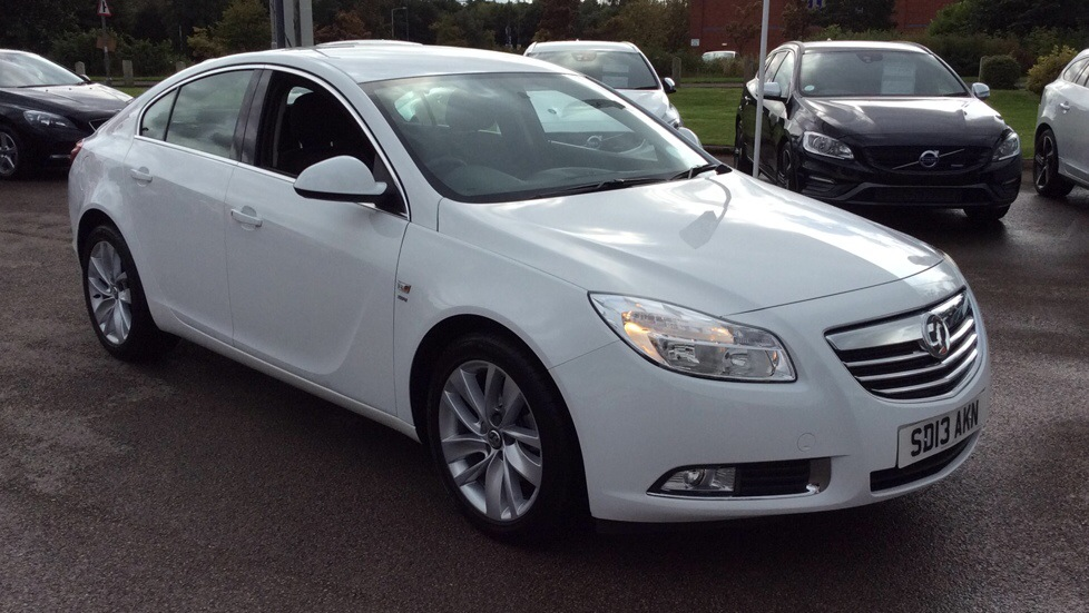 Vauxhall Insignia 2.0 CDTi SRi [160] 5dr Diesel Hatchback (2013) image
