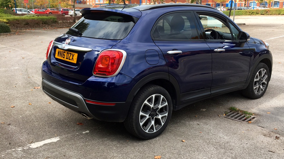 Fiat 500X 1.6 Multijet Cross with Cruise Control and Bluetooth image 4