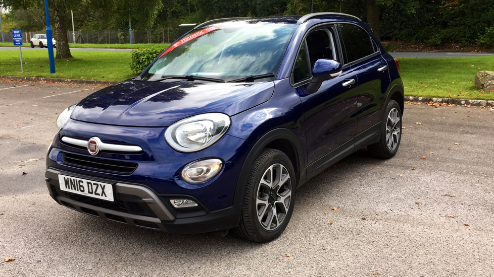 Fiat 500X 1.6 Multijet Cross with Cruise Control and Bluetooth image 9