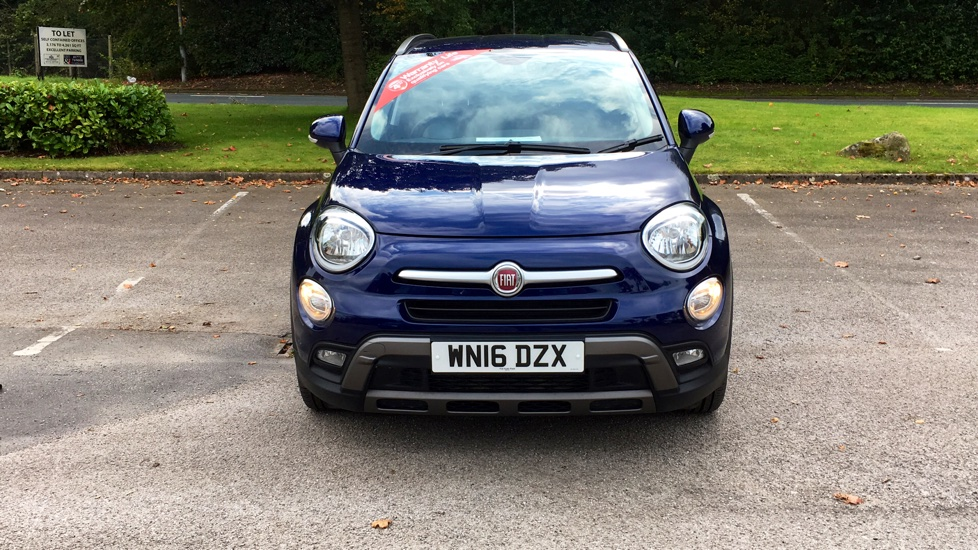 Fiat 500X 1.6 Multijet Cross with Cruise Control and Bluetooth image 10