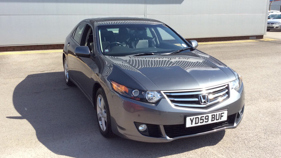 Honda Accord 2.2 i-DTEC EX 4dr Auto Diesel Automatic Saloon (2009) image