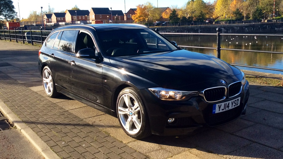 BMW 3 Series 320d M Sport 5dr Step 2.0 Diesel Automatic Estate (2014) image