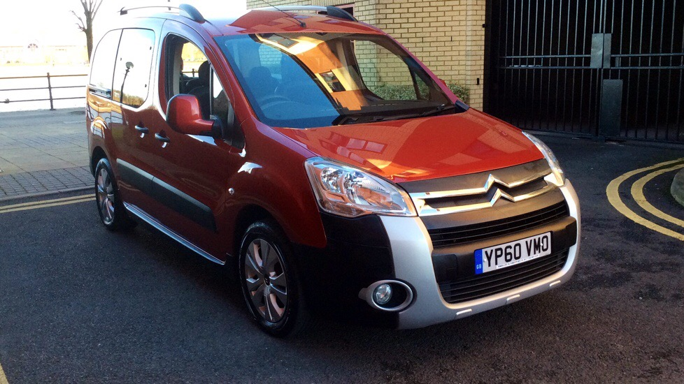Citroen Berlingo 1.6 HDi 90 XTR 5dr Diesel Estate (2010) image