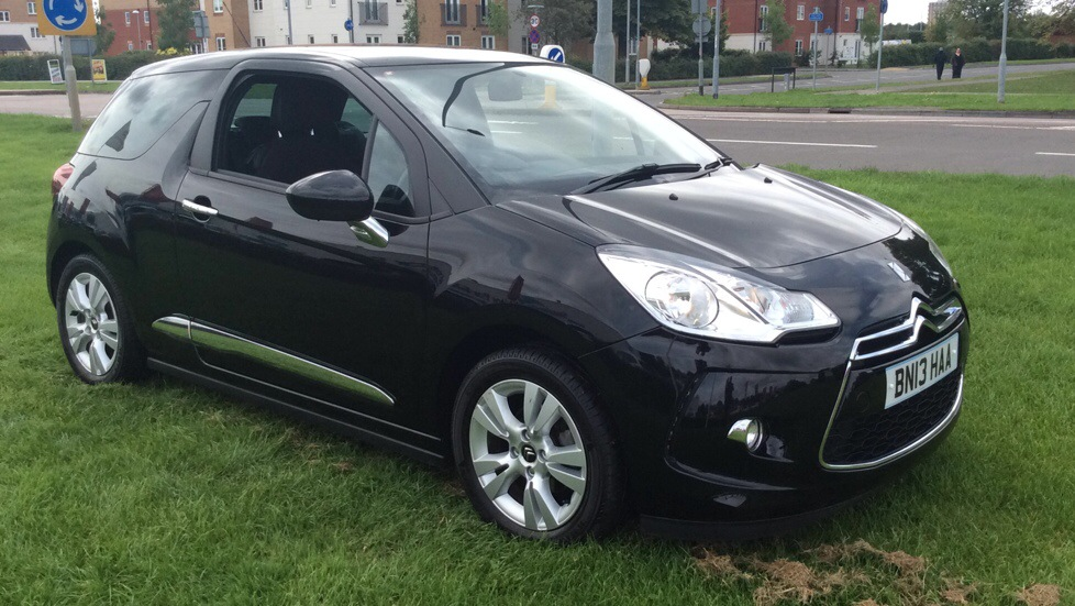 Citroen DS3 1.6 e-HDi Airdream DStyle 3dr Diesel Hatchback (2013) image