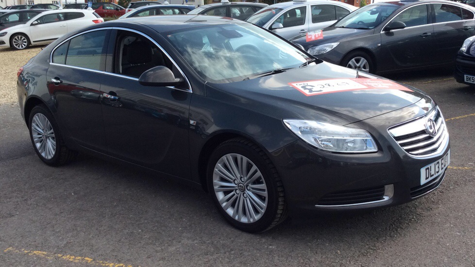 Vauxhall Insignia 2.0 CDTi SE [160] 5dr Auto Diesel Automatic Hatchback (2013) image