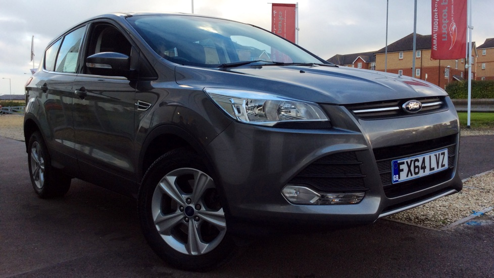 Ford Kuga 2.0 TDCi Zetec Powershift Diesel Automatic 5 door Estate (2014) image