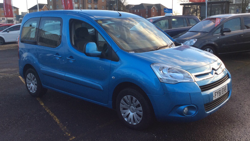 Citroen Berlingo 1.6 HDi 90 VTR 5dr Diesel Estate (2011) image