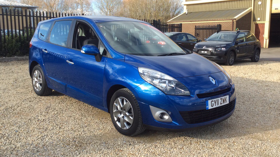 Renault Grand Scenic 1.5 dCi 110 Expression 5dr EDC Diesel Automatic Estate (2011) image