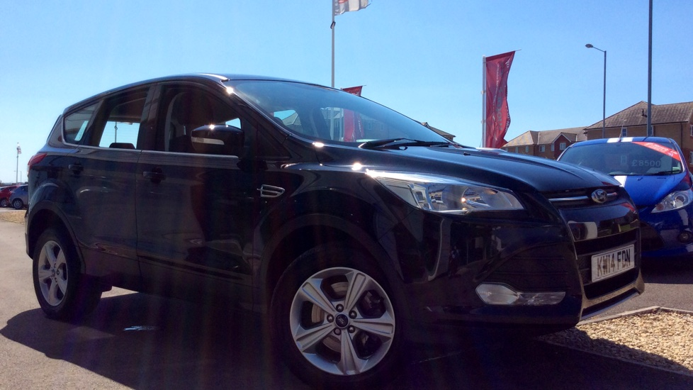 Ford Kuga 2.0 TDCi Zetec 2WD Diesel 5 door Estate (2014) image