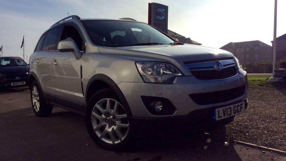 Vauxhall Antara 2.2 CDTi Diamond [Start Stop] Diesel 5 door Estate (2013) image