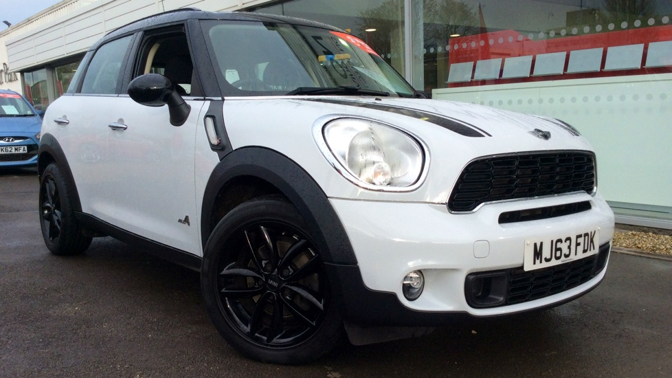 Mini Countryman 2.0 Cooper S D ALL4 Diesel Automatic 5 door Hatchback (2013) image