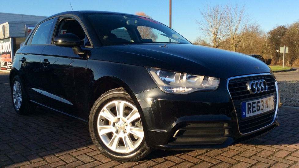 audi a1 1 6 tdi se 5dr diesel hatchback 2013 re63ntj in stock used audi a1 1 6 tdi se. Black Bedroom Furniture Sets. Home Design Ideas