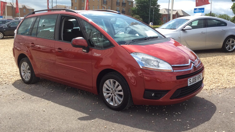Citroen C4 Grand Picasso 1.6HDi 16V VTR Plus 5dr EGS Diesel Automatic Estate (2008) image