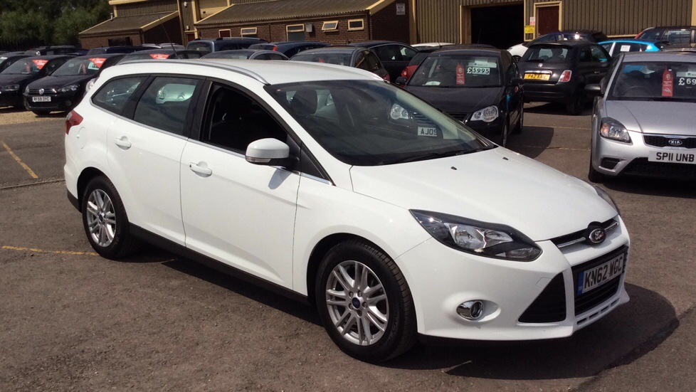 Ford Focus 1.6 125 Titanium 5dr Powershift Automatic Estate (2012) image