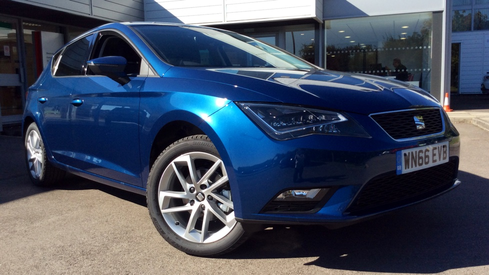 SEAT Leon 1.2 TSI 110PS SE Dynamic Technology 5 door Hatchback (2016) image