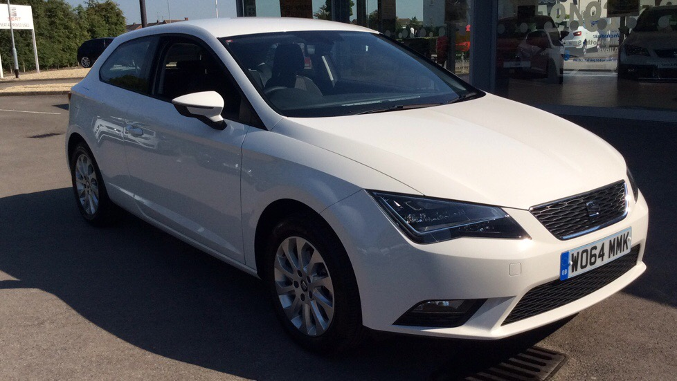 Seat Leon 1.2TSI SE 110PS 3Dr (Tech Pack) 3 door Coupe (2014) image