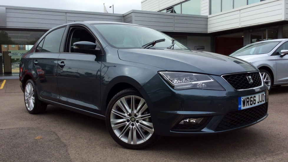 SEAT Toledo 1.2 TSI 110 PS 6 Speed Manual Style 5 door Hatchback (2016) image