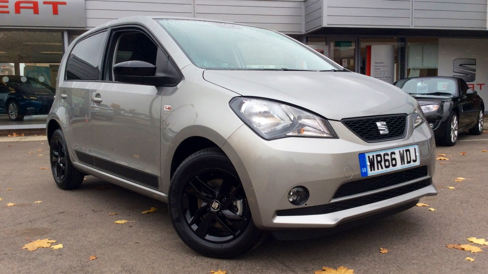 SEAT Mii 1.0 Design  5 door Hatchback (2016) image