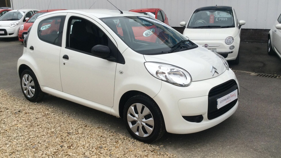 Citroen C1 1.0i Splash 5dr Hatchback (2010) image